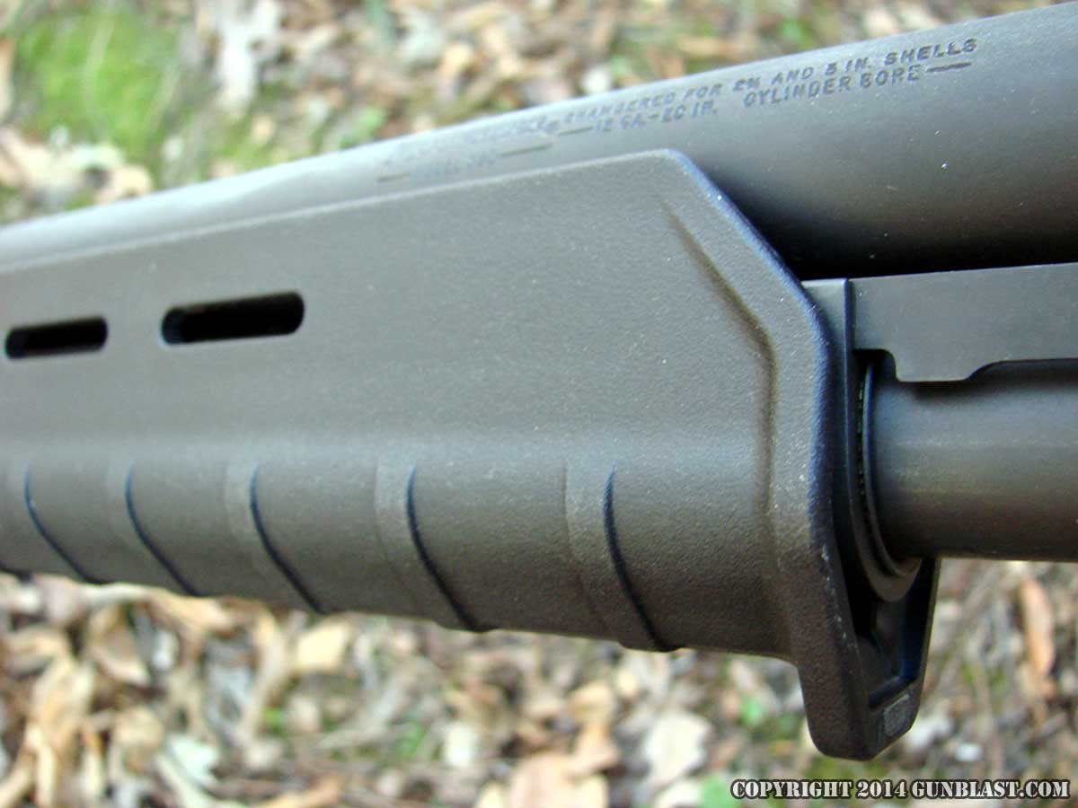 Mossberg Model 590A1 Magpul Nine-Shot 12 Gauge Pump-Action