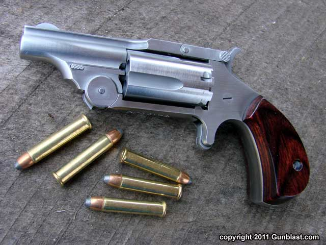 North American Arms 22 Magnum Ranger Break-Top Mini-Revolver