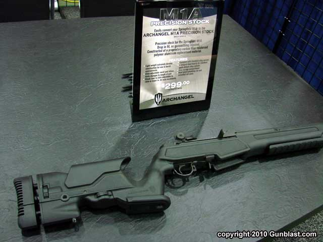 Anyone have any info on the Promag Archangel M1A and/or Archangel