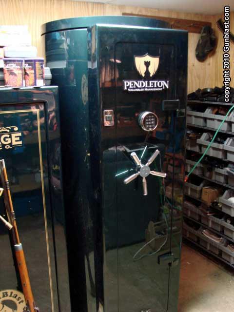 Revolutionary New Gun Safes From Pendleton Safe Company