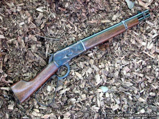 Back in Action Quotes Hunter Lever-action 45