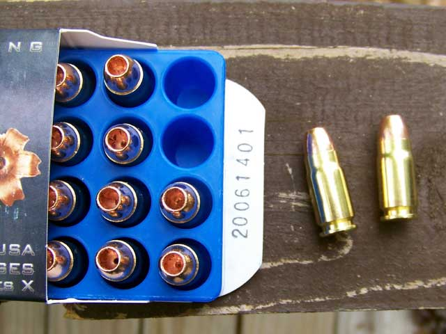 DHS Posts Survey Prior to Bids on .357 SIG Duty Ammunition  100 3546
