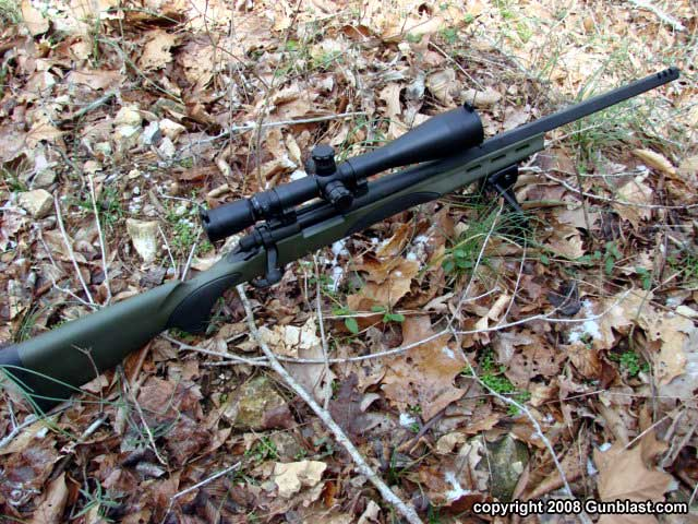 Remington Model 700 VTR  308 Bolt Action Varmint-Tactical