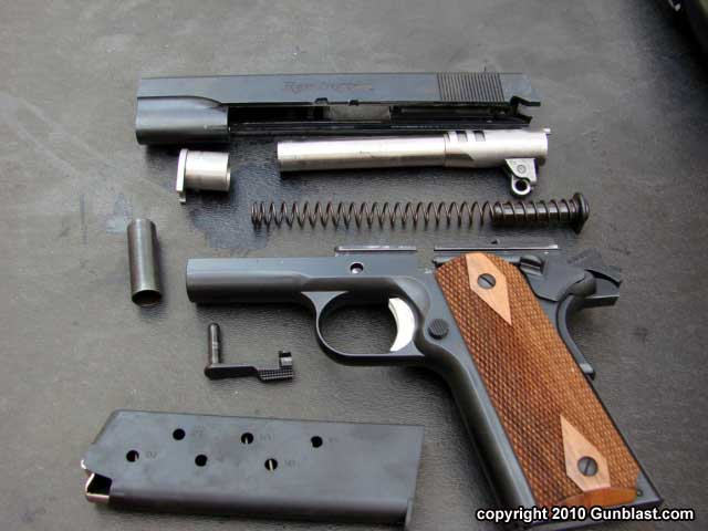 Remington R1 45 Acp 1911 Semi Auto Pistol