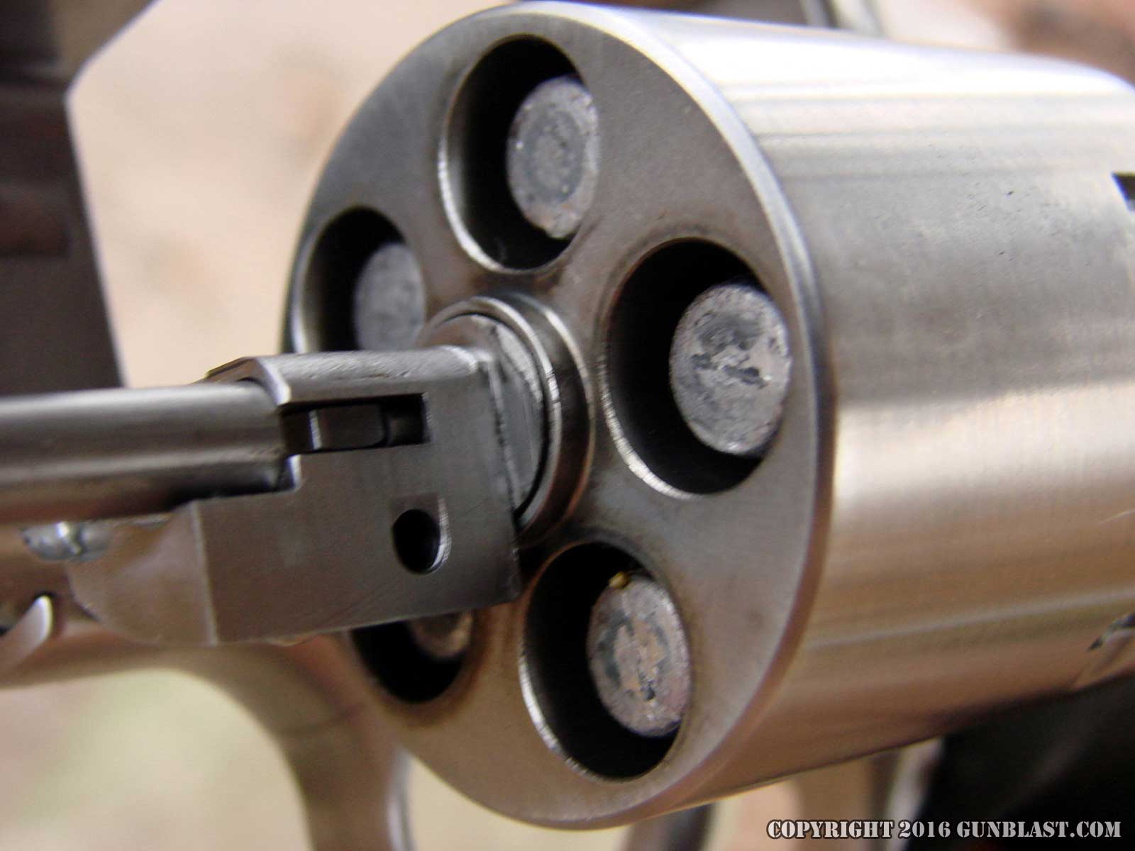 Ruger GP100 Five-Shot 44 Special Double-Action Revolver