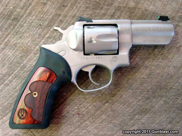 Ruger Wiley Clapp Gp100