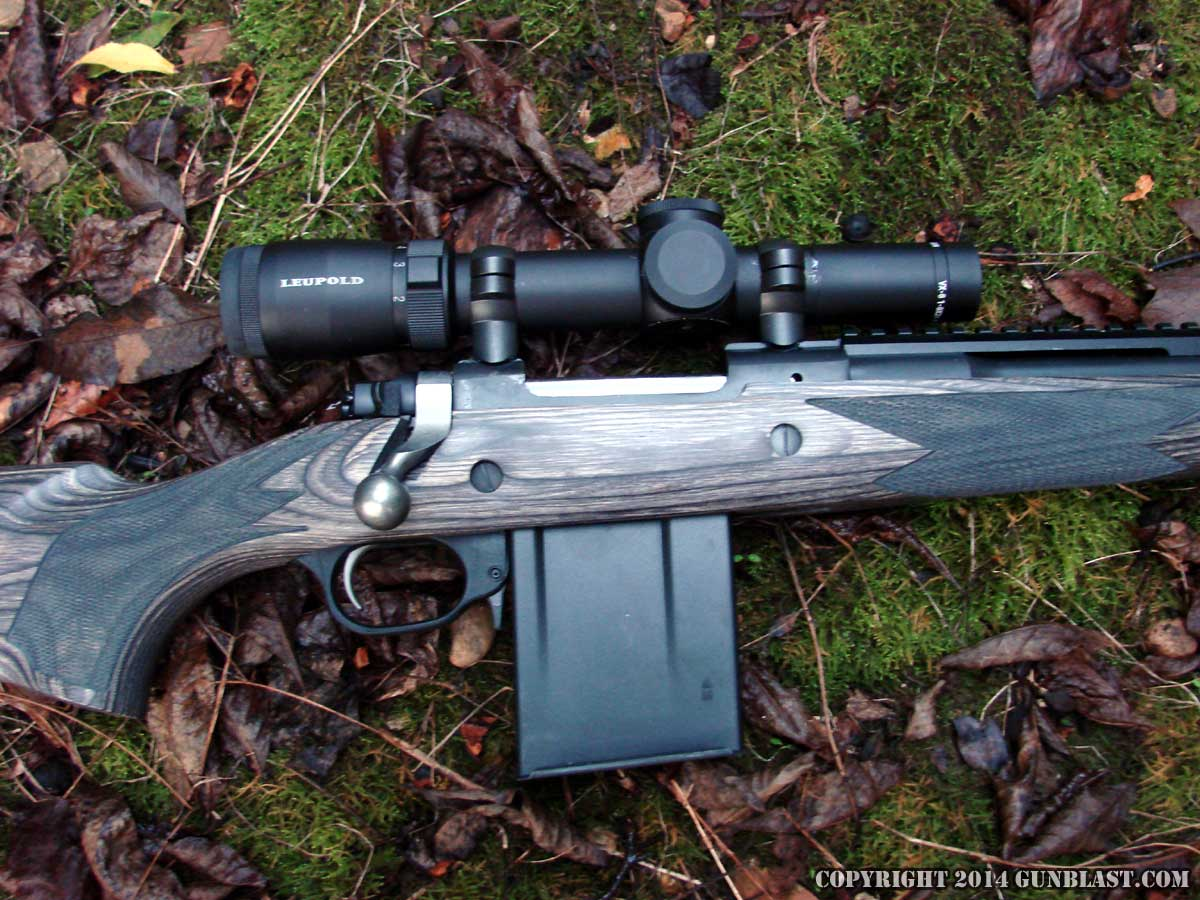 Ruger GSR556 5 56x45mm Bolt-Action Gunsite Scout Rifle