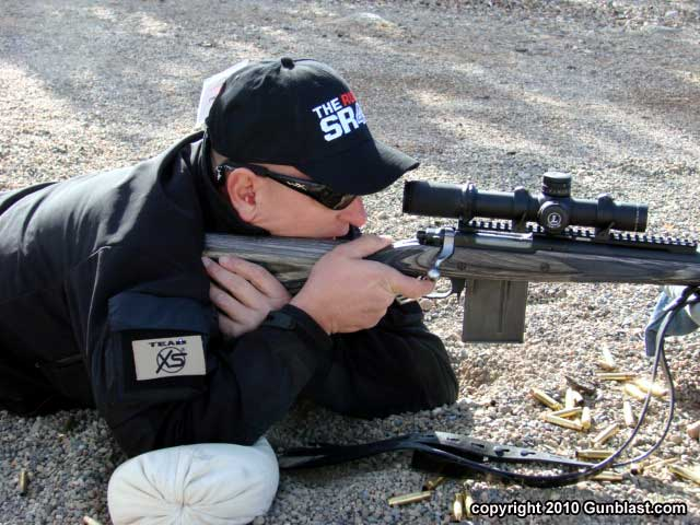Ruger's New Gunsite Scout 308 Bolt-Action Rifle