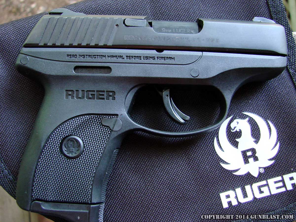 Ruger LC9s Compact Striker-Fired 9x19mm Semi-Automatic Pistol