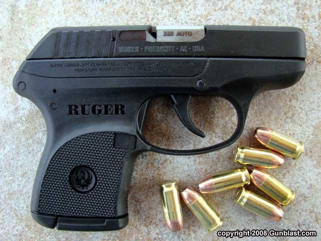 Ruger S New Lcp Lightweight 380 Pocket Pistol