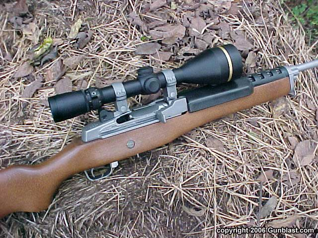 ruger s improved mini 14 223 ranch rifle