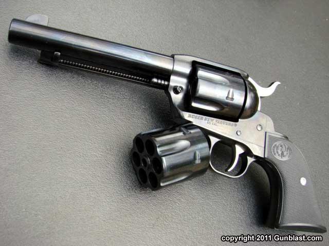 Davidson's Exclusive Ruger New Vaquero 45 Colt/45 ACP