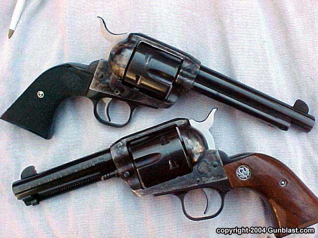 Ruger S New Vaquero Single Action Revolver