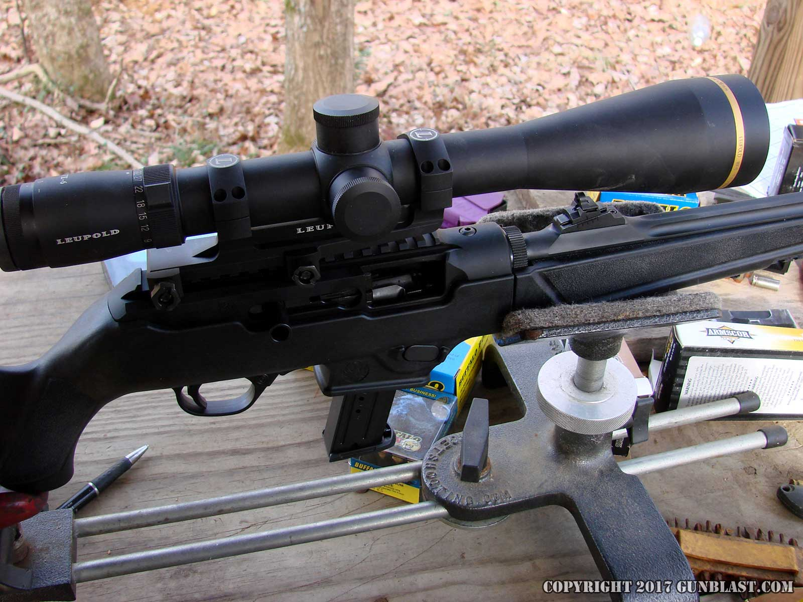 Ruger's NEW 9mm PC Carbine