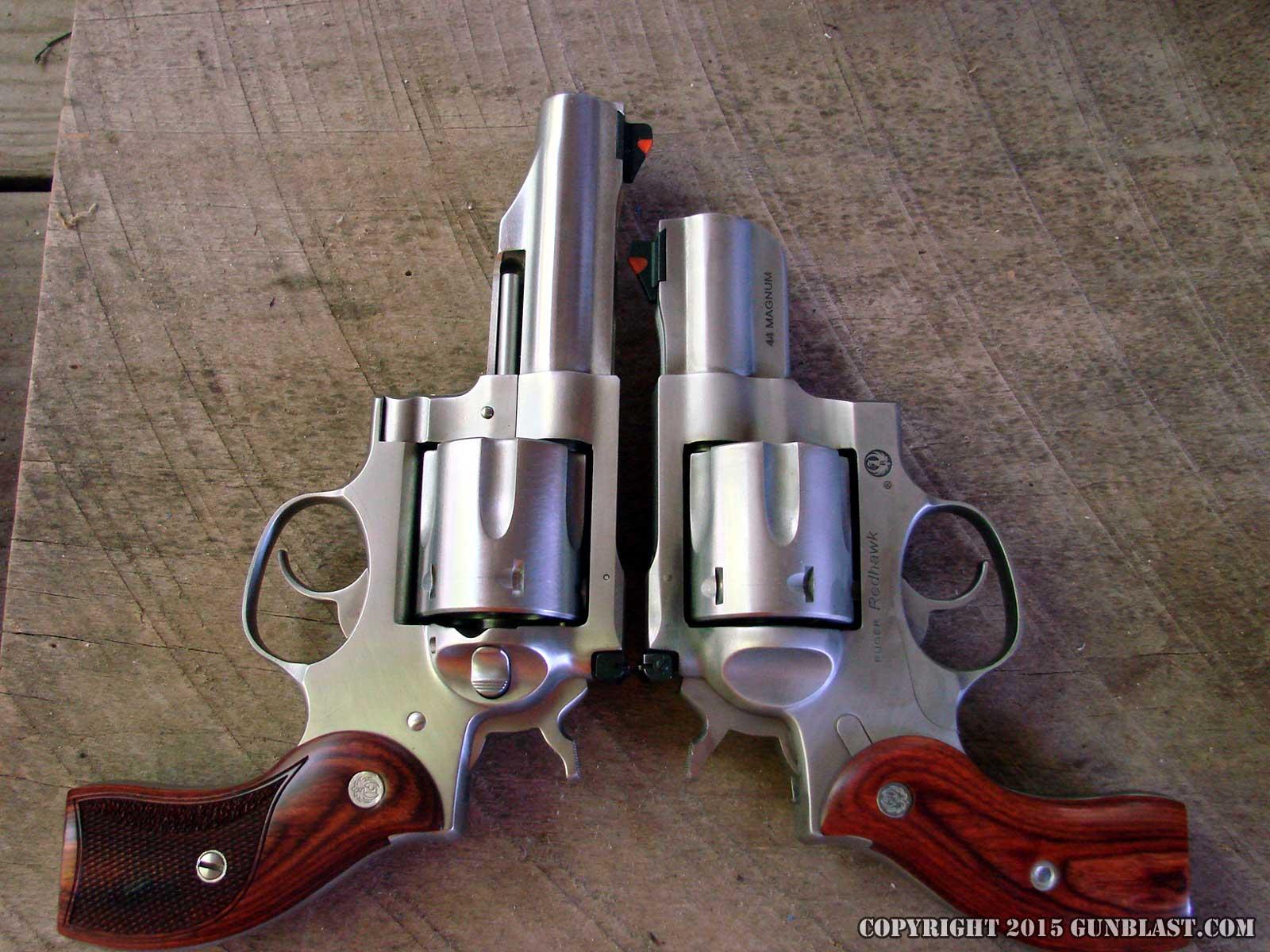 Davidson's Exclusive Ruger Redhawk 41 Magnum, and Ruger