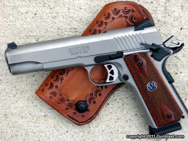 Ruger S New Sr1911 Semi Auto 10mm Pistol