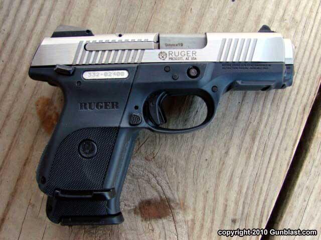 Ruger SR9c only 10 rounds    - WeTheArmed com