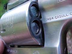 Ruger S Super Redhawk Alaskan 454 Casull