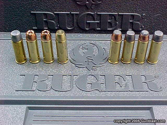 Ruger Super Redhawk Alaskan 480 Ruger