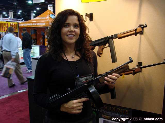 SHOT Show 2008 - Day 2