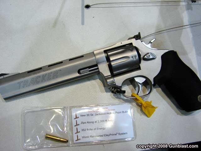 taurus 44 magnum revolver. Taurus#39; Tracker revolver is
