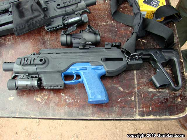 Neos Carbine Kit Carbine Conversion Kit is