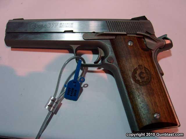 Coonan Arms 1911-style  357 Magnum - Handguns - TNGunOwners com