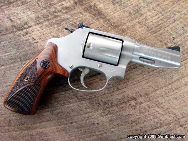 smith  u0026 wesson 3 inch model 60 pro  357 magnum revolver