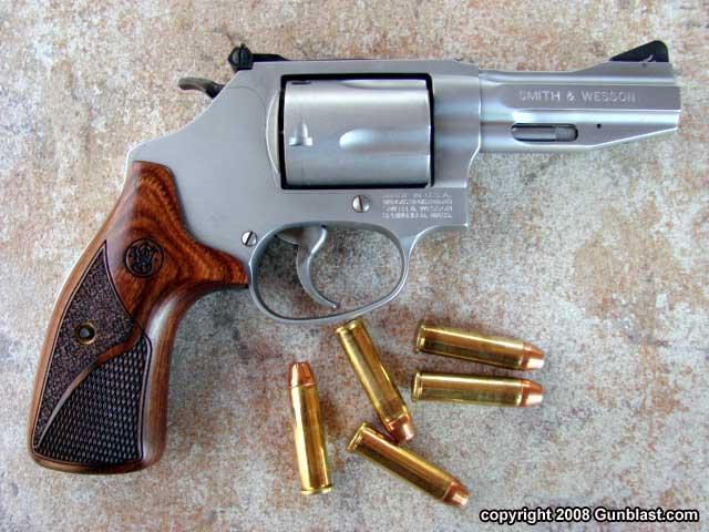 Smith & Wesson 3 Inch Model 60 Pro .357 Magnum Revolver