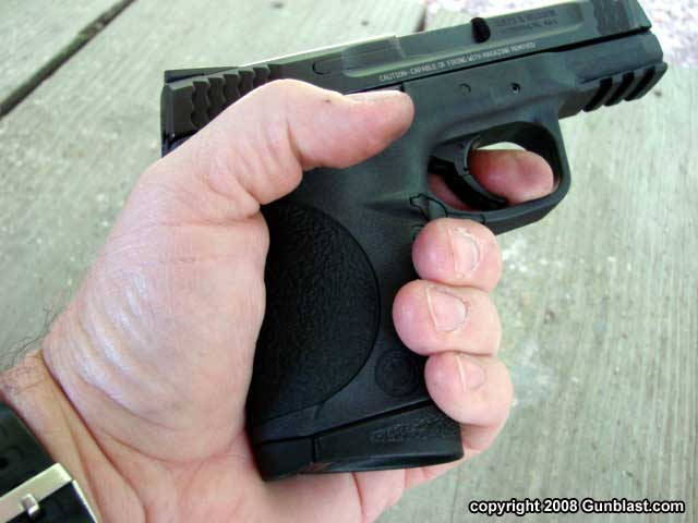 Smith & Wesson's New M&P Compact  45 ACP