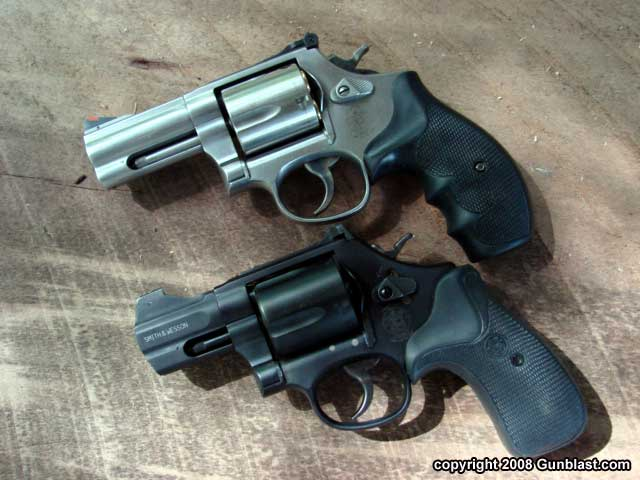smith wesson s new nightguard series revolvers