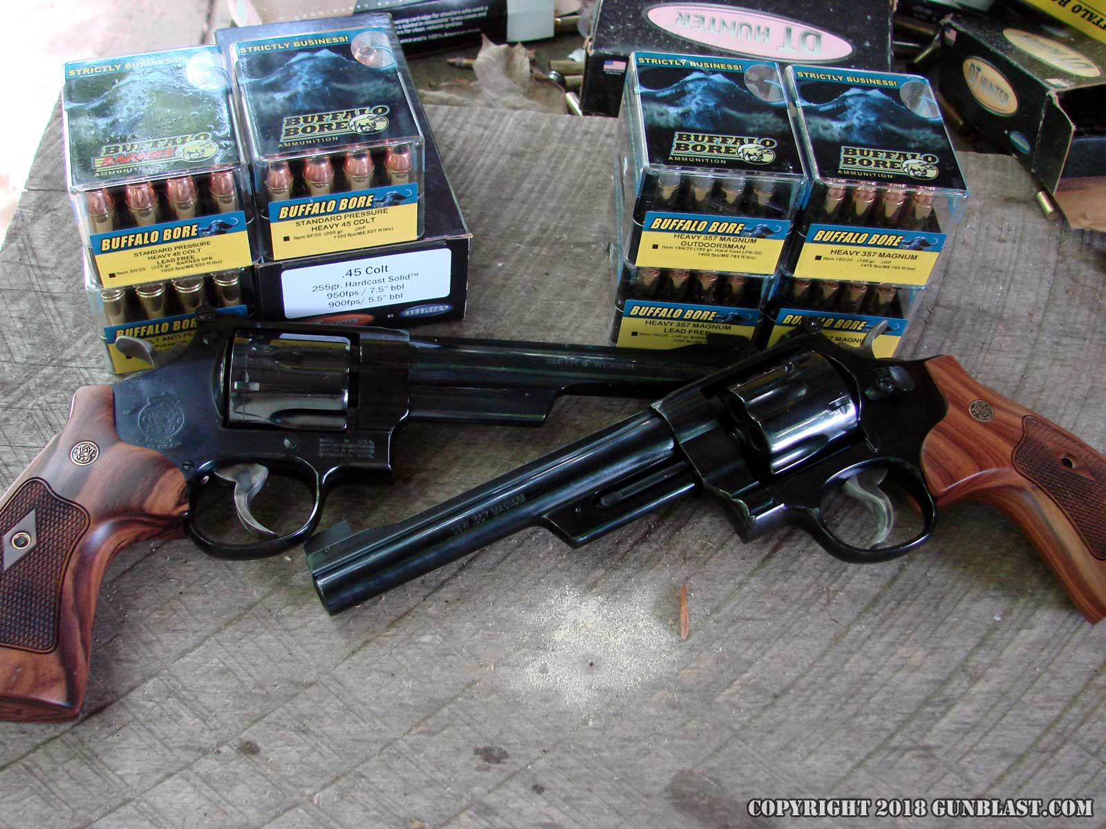 Smith & Wesson's Classic Series Revolvers