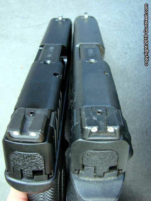 Smith & Wesson SD40 Semi-Auto Pistol