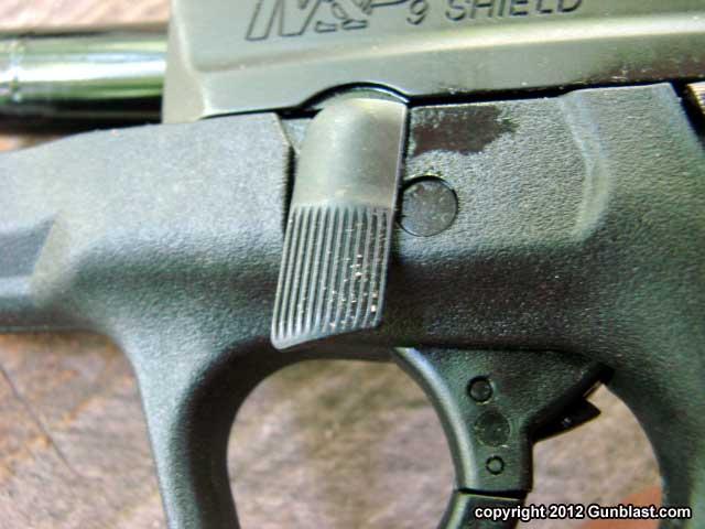 Smith Amp Wesson M Amp P Shield 45 Acp Semi Auto Pistol