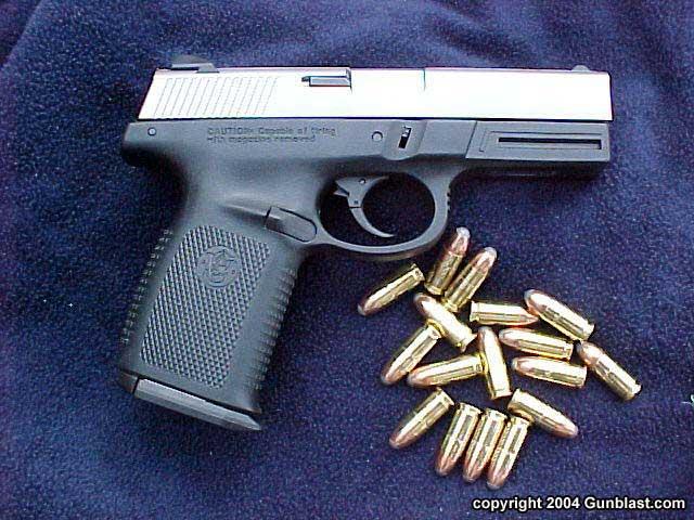 First guns - Semi-Auto Handguns