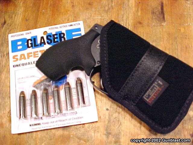 Smith & Wesson 342PD Titanium Centennial  38 Special +P