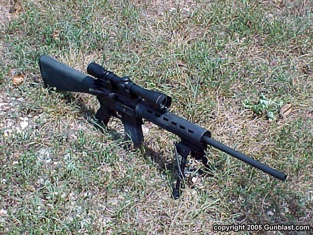 AR-15 223 Coyote Rifle
