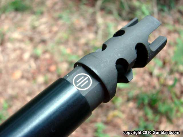 New Savage Mark II 22 Long Rifle Bolt-Actions with Threaded Muzzles