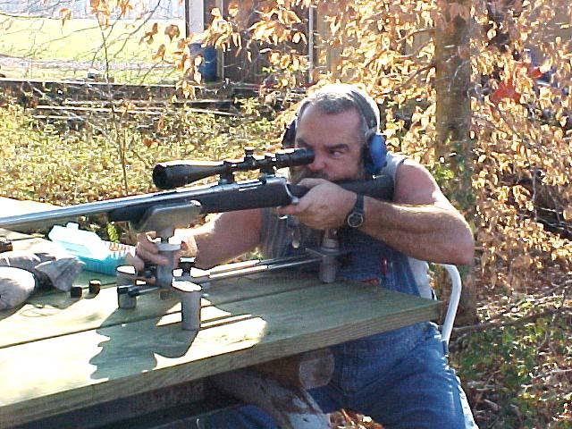 Savage's Stainless Varmint Rifle
