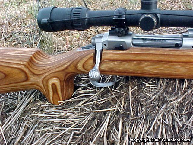 The Savage Model 12 Bvss's