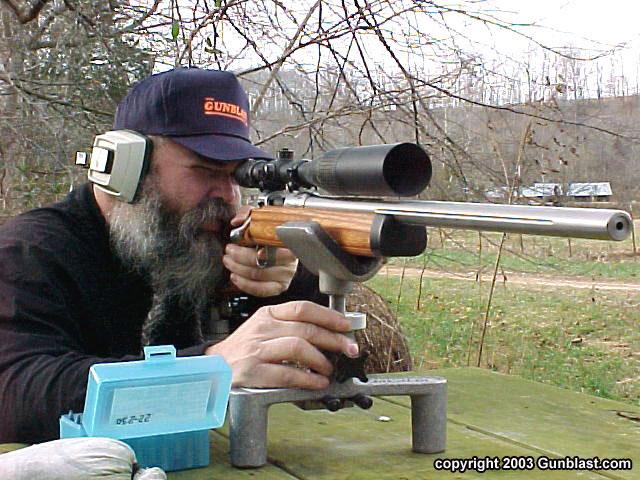 Savage 12bvss 22 250 Varmint Gun