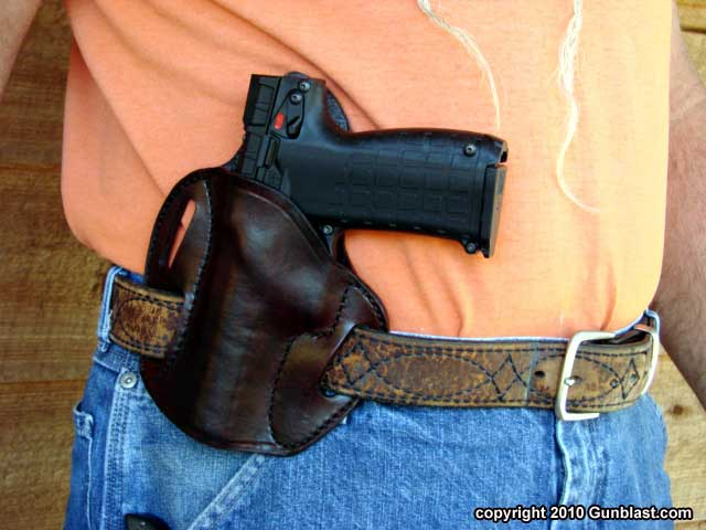 Simply Rugged Holsters for the Kel-Tec PMR-30 22 Magnum Pistol