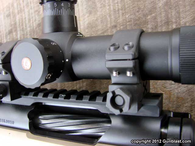 Sisk Tactical Adaptive Rifle (STAR) Multiple-Position Rifle