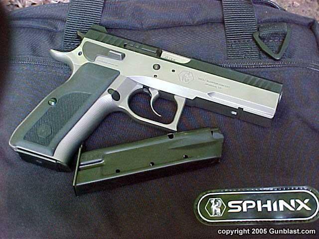 Precision Auto Sales >> Sphinx 3000 .40 S&W Auto Pistol