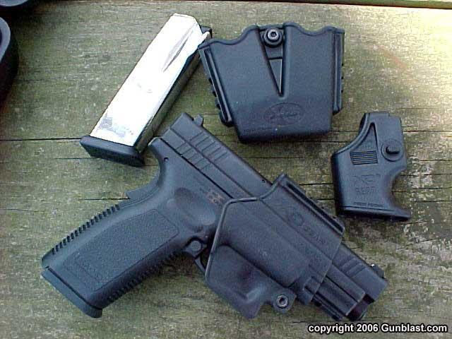 A question about the XD Holster | Springfield XD Forum