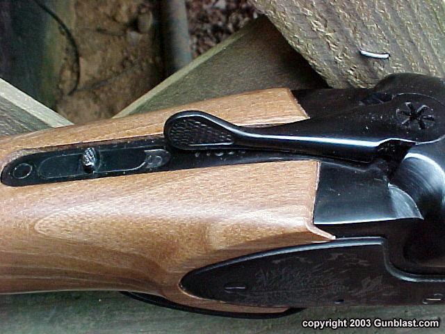 Stevens New 411 Upland Sporter 12 Gauge Double