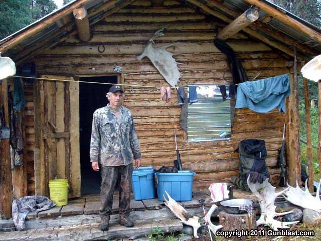 Triple Slam Yukon Hunting Adventure