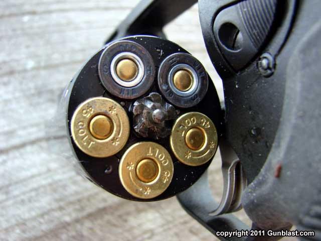 Taurus Polymer-Frame 45 Colt/410 Shotshell