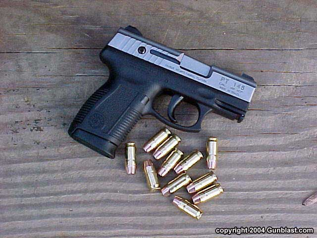 Taurus Pt 145 Millennium Pro 45 Acp Pistol