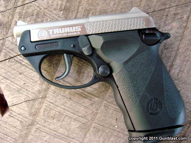 Taurus PT22 Poly 22 Long Rifle Semi-Automatic Pistol